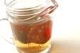 キュウリのゴマ酢和えの下準備1