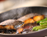 サワラの山椒照り焼きの作り方2