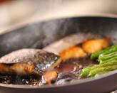 サワラの山椒照り焼きの作り方5