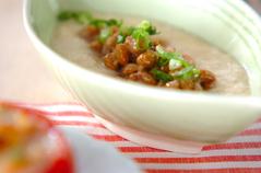 トロロ納豆