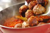 ミートボールのトマト煮込みの作り方8