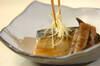 定番サバのみそ煮の作り方の手順9