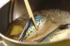 定番サバのみそ煮の作り方の手順6
