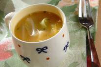 豆腐と白菜のみそ汁