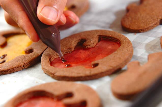 おばけのキャンディークッキーの作り方の手順8