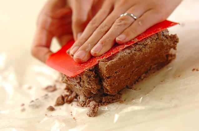 おばけのキャンディークッキーの作り方の手順4