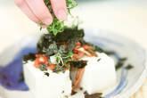 キムチ豆腐サラダの作り方2