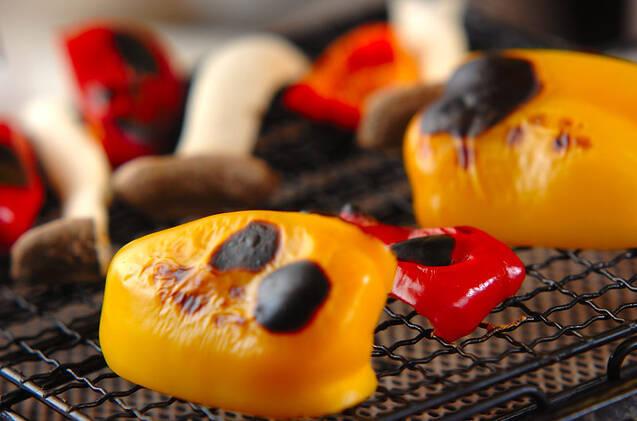 焼きエリンギとカボチャの作り方の手順6