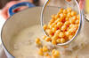 ミートボールクリーム煮の作り方の手順5
