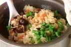 炊き込み中華おこわの作り方6