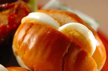 タルタル卵サンド