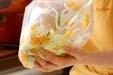 パリパリキャベツサラダの作り方2