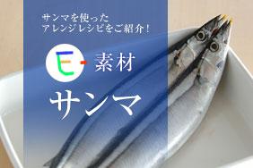 E-素材 サンマ