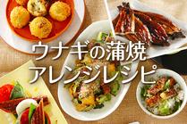 ウナギは栄養分が豊富です。土用の丑の日だけでなく、普段の食卓に蒲焼きアレンジ料理を作って、家族みんなで召し上がれ。