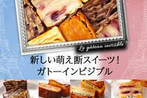 フランスで人気の新感覚ケーキ「ガトーインビジブル」作り方は意外と簡単♪切った断面のフルーツや野菜のスライスが可愛い!