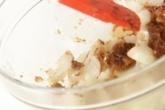 ゆりねの梅肉和えの作り方2