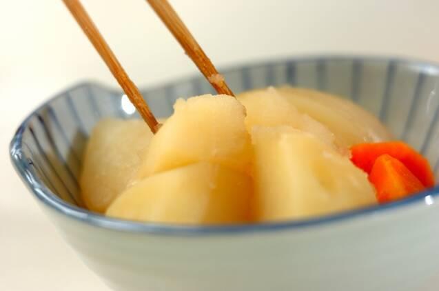 ジャガイモの煮物の作り方の手順5
