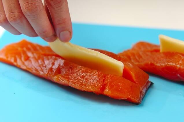 チーズイン西京焼きの作り方の手順5