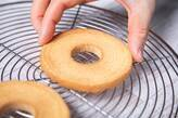 【初級】ドーナツみたいなラスクの作り方3