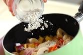 カキとサツマイモのチャウダーの作り方2