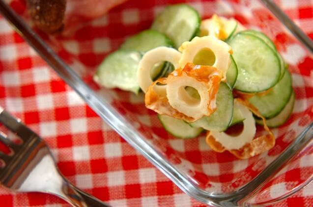 和え物から煮物まで!ちくわ×きゅうりの簡単レシピ15選の画像