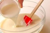 豆腐レアチーズの作り方3