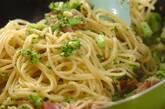 ブロッコリーのペペロンチーノの作り方4