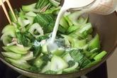 チンゲンサイクリーム煮の作り方2
