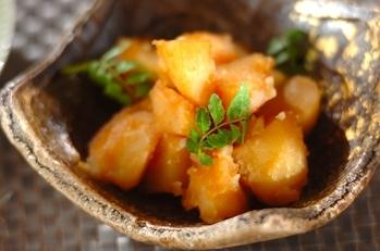 ジャガイモのシンプル煮