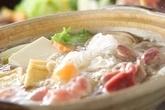 鶏ちゃんこ鍋の作り方1
