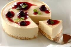 Rawチーズケーキ
