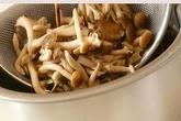 マイタケの炊き込みご飯の作り方3
