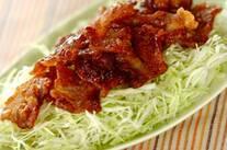 カリカリ豚サラダ