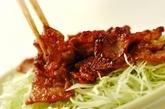 カリカリ豚サラダの作り方3