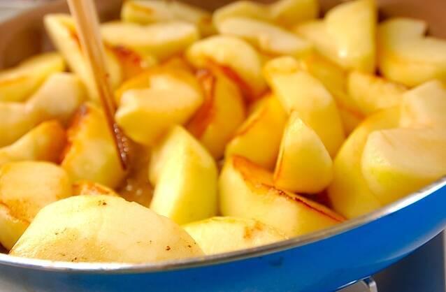 アップルタルトの作り方の手順5