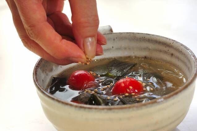 春雨スープの作り方の手順4