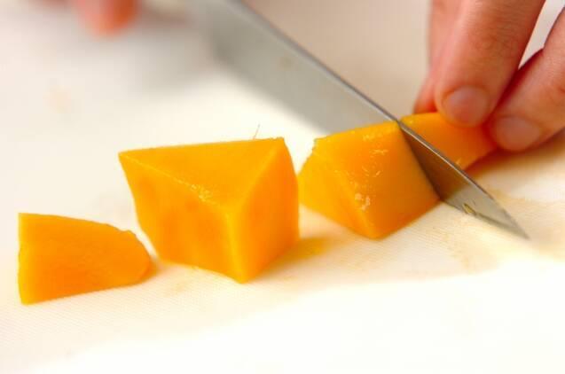 フルーツ盛り合わせの作り方の手順1