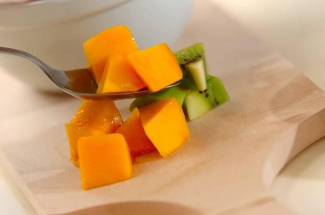 フルーツ盛り合わせの作り方の手順3