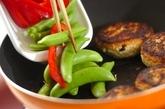 あっさり和風豆腐ハンバーグの作り方4