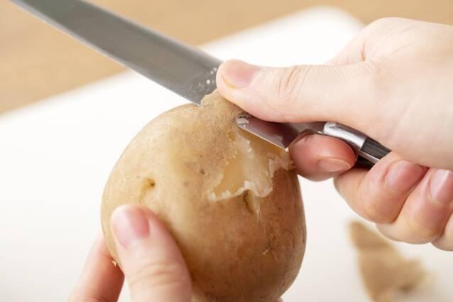 ポテトツリーのフィンガーフードの作り方の手順1