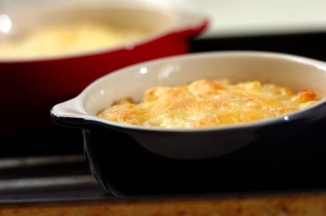 タラコポテトのチーズ焼きの作り方の手順5