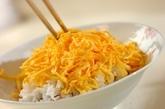 サバそぼろ寿司の作り方3