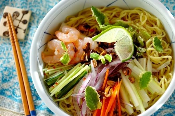 たれや具材でアレンジ自在!冷やし中華の基本レシピ&おすすめの献立