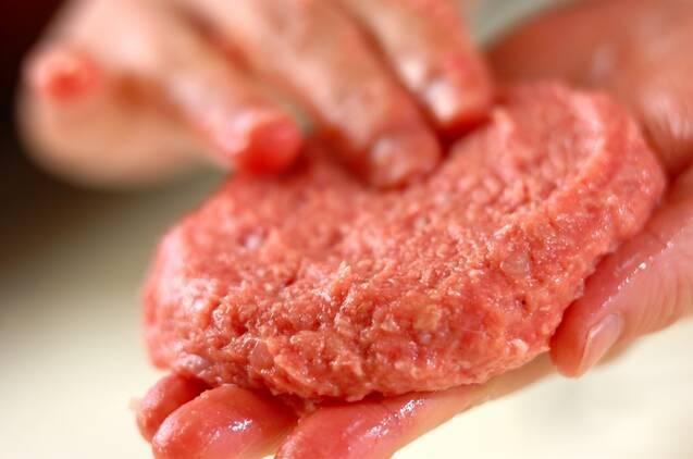 カリカリポテトハンバーガーの作り方の手順6