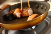 鮭のオイスターマヨネーズ焼きの作り方2