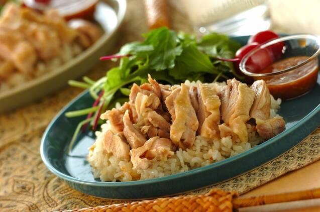 炊飯器であっという間!鶏肉を使った絶品レシピ15選の画像