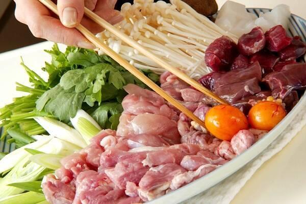 鶏肉のすき焼きの作り方の手順14