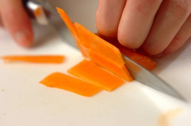 レンジヒジキの作り方の手順3