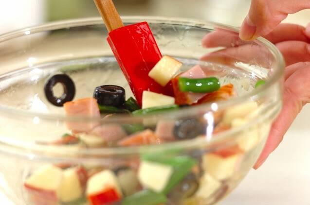 クリーミーポテトサラダの作り方の手順5