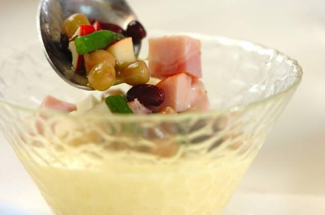 クリーミーポテトサラダの作り方の手順6